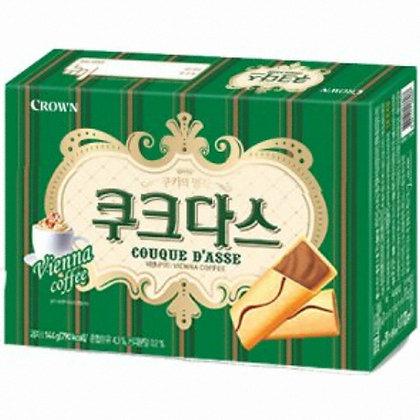 Crown Coque d'asse vienna coffee 64g