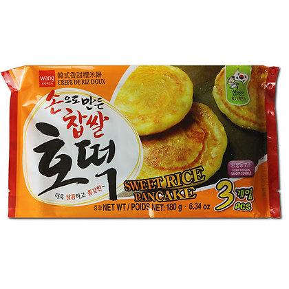 Frozen Sweet Rice Pancake