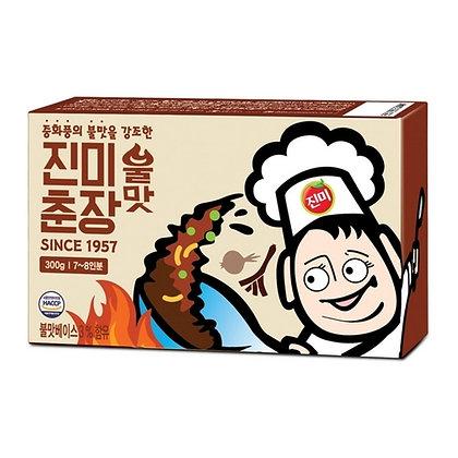 Jinmi Original Black bean Paste Fire Flavour 300g