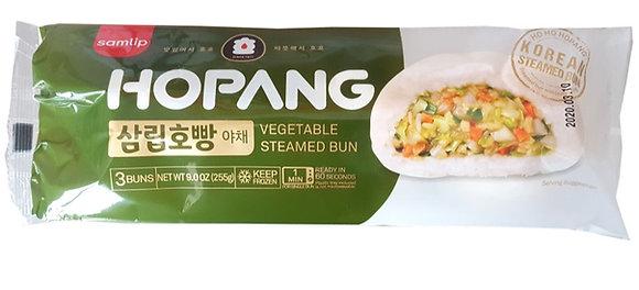 Samlip Hopang Vegetable Steamed Bun 255g