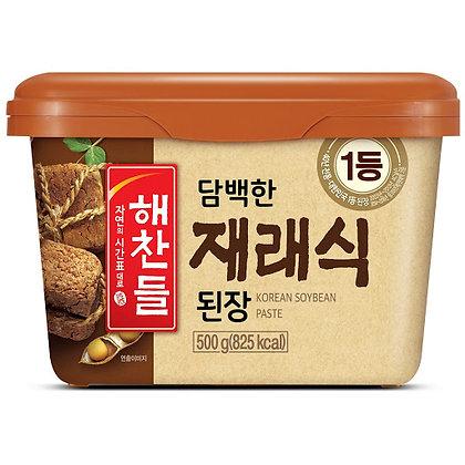 Haechandle Korean Soybean Paste 500g