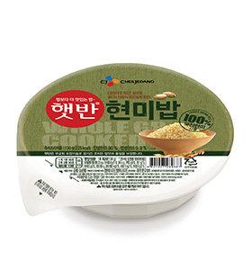 CJ Hetbahn 100% Brown Rice 130g
