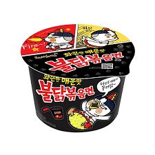 Spicy Chicken Flavor Ramyun 105g