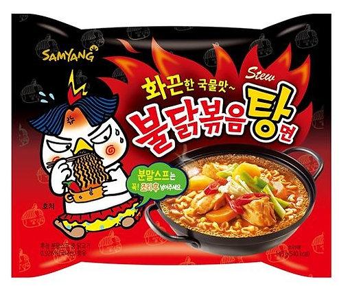 Samyang Hot Chicken Flavor Soup Ramyun  145g