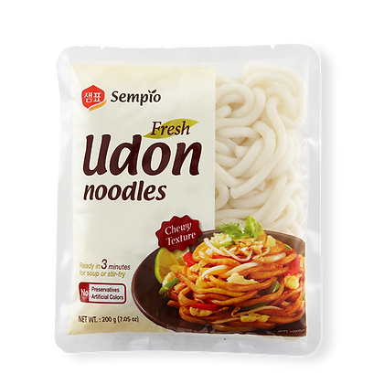 Sempio Fresh Udon Noodles 200g
