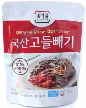 Jongga Godulbaegi Kimchi 150g