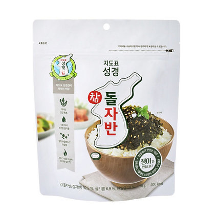 Sung Gyung Stone Seaweed Sliced Laver 70g