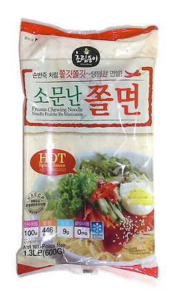 Chewy Noodle With Spicy Sauce 600g