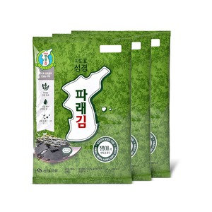 Sung Gyung Seasoned Green Laver 25g