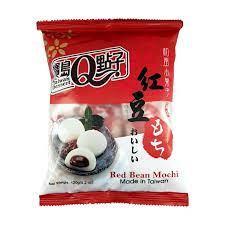 TD Japanese Mochi Red Bean 120g