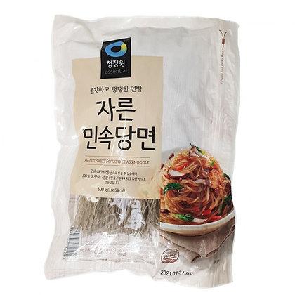 Essential Pre-cut Sweet Potato Glass Noodle 300g