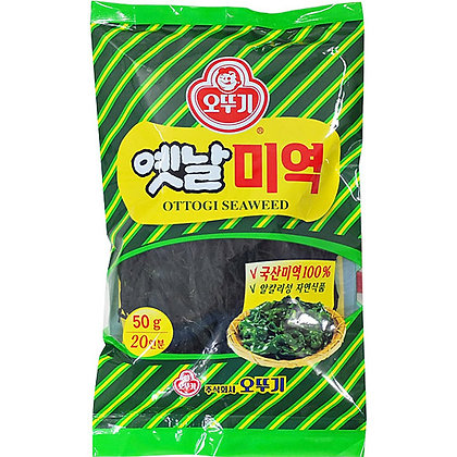 Ottogi Sliced Dried Seaweed 50g