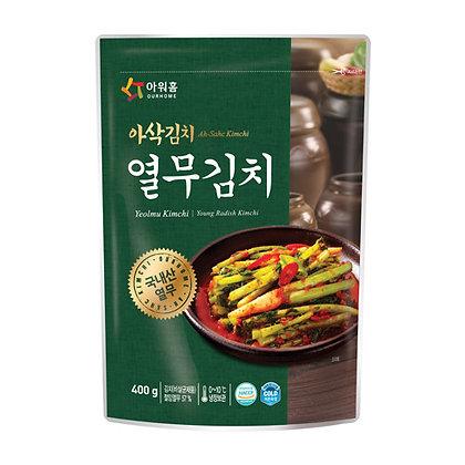 Our Home Ah-Sahc Yeolmu Kimchi 400g