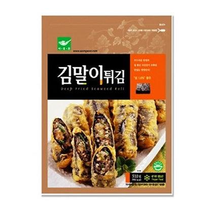 Saongwon Deep Fried Seaweed Roll 510g
