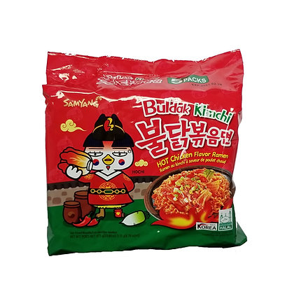 Samyang Kimchi Hot Chicken Flavor Ramen 135g