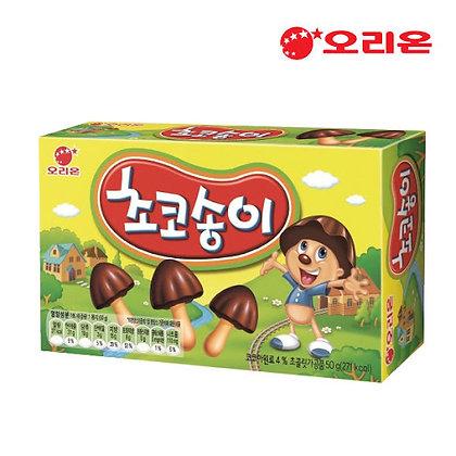 Orion Choco Cracker (Choco Songi) 50g