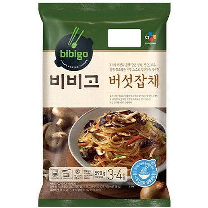Bibigo Mushrooms Sweet Potato Noodles 295g