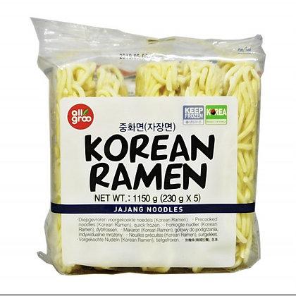 Allgroo Korean Ramen 1150g (230gx5)
