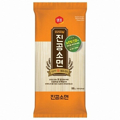 Sempio Wheat Noodles Chewy & Thin 900g