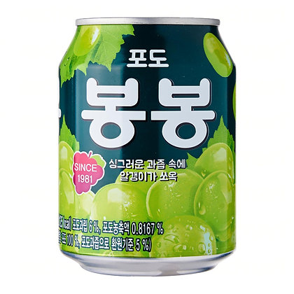 Haitai Grape BongBong 238ml