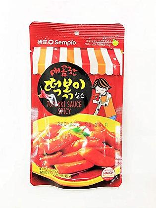 Sempio Topokki  Spicy Sauce 150g