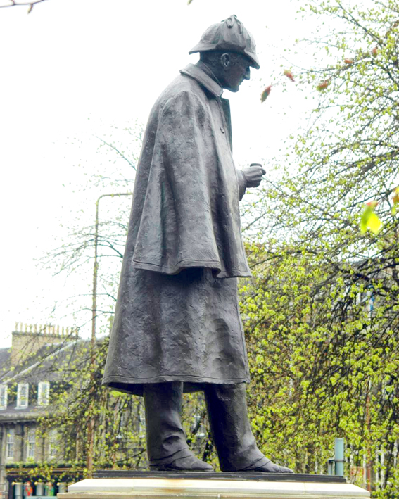Ecosse-Edinburgh-Statue-05