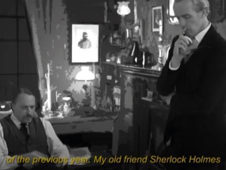 La Nuit Tombe sur Baker Street (2009)