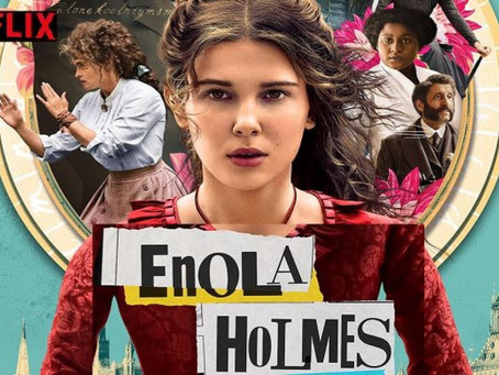 Enola Holmes posters