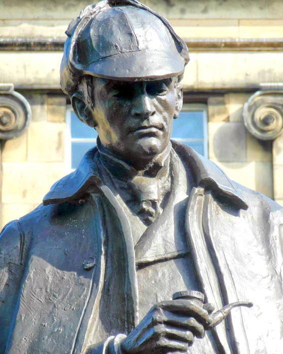 Ecosse-Edinburgh-Statue-06