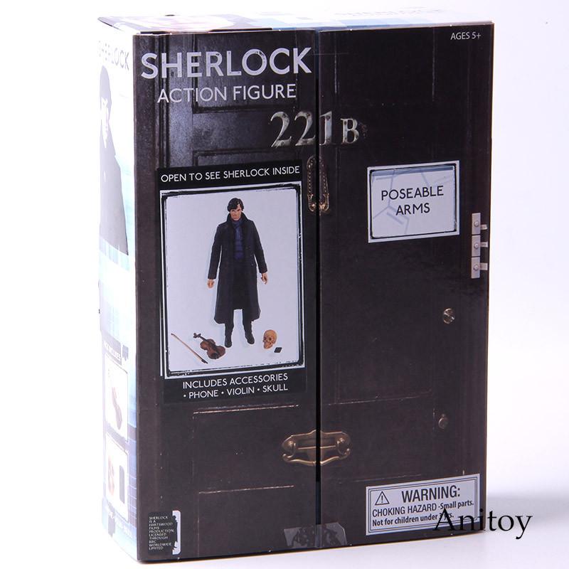 Sherlockonnerie - Sherlock Action Figure Cumby