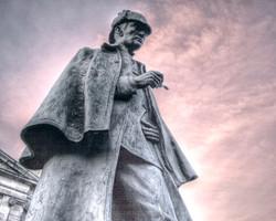 Ecosse-Edinburgh-Statue-01
