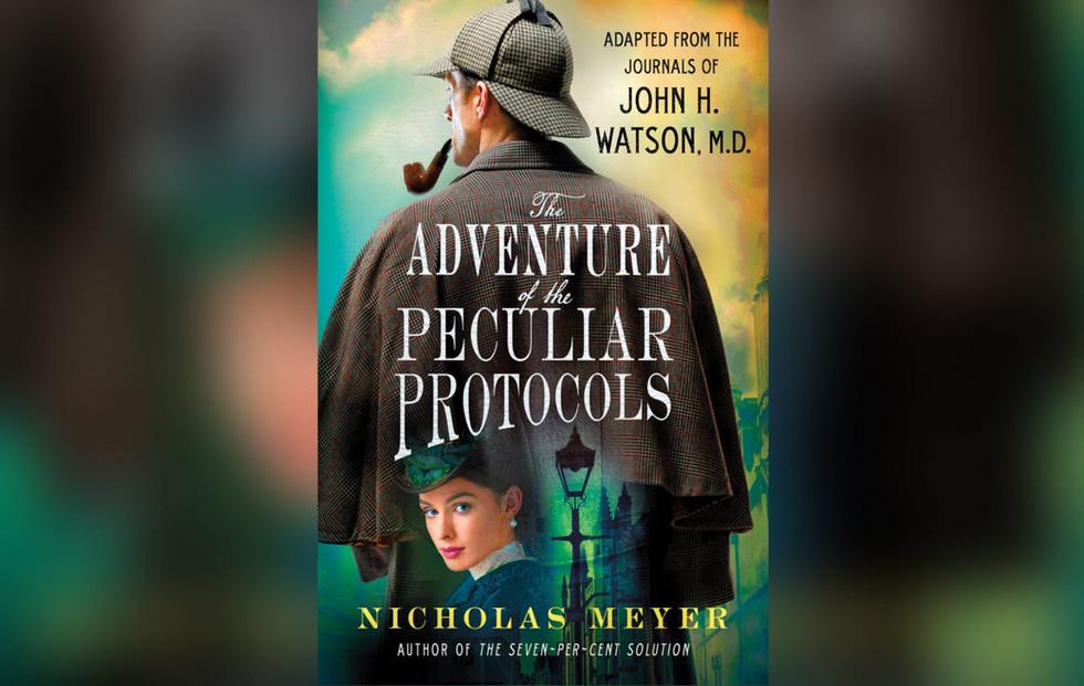 Pastiche - Le nouveau Nicholas Meyer