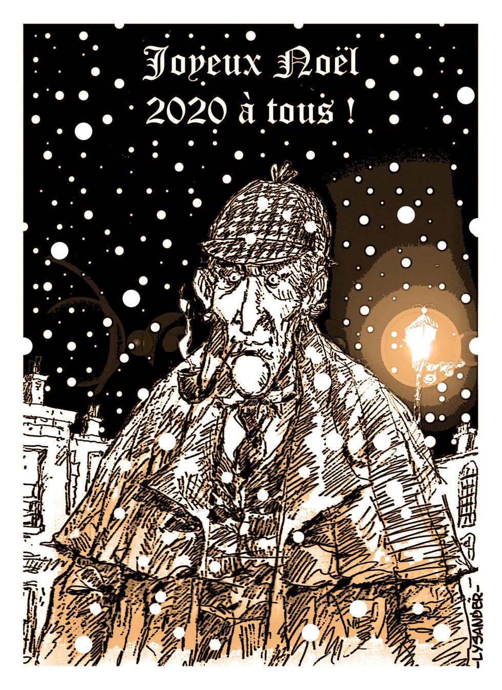Joyeux Noël SSHF 2020 !