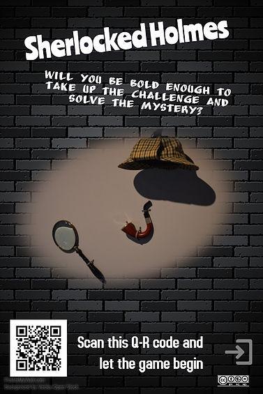 Jeu - Escape Games Sherlock à l'école