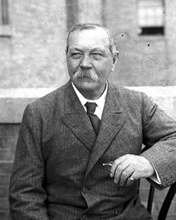 01 - Sir Arthur Conan Doyle