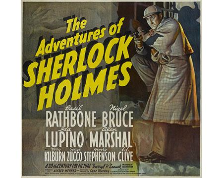 07B- 1939 - Basil Rathbone