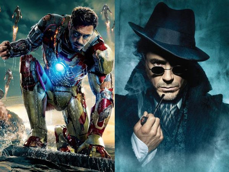 Robert Downey Jr. Confirm A Sherlock Holmes 'Multiverse' Is In The Works