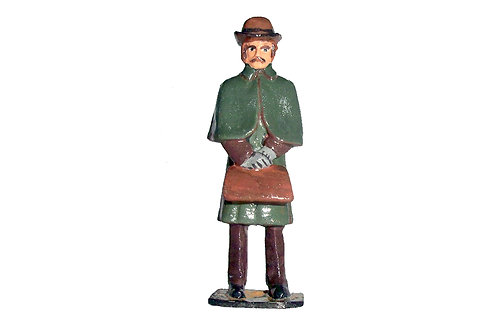 #Watson 54mm Toy Soldier