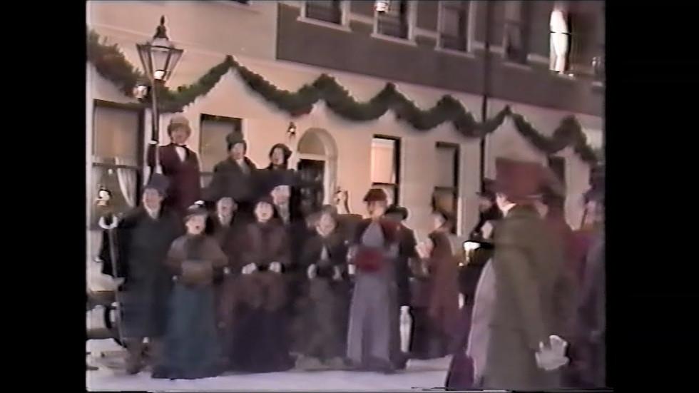TV - Noël avec Jeremy Brett et David Burke (1984)