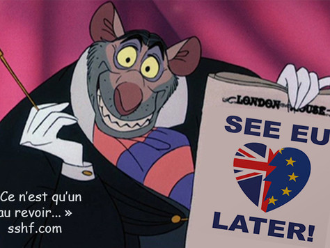 Brexit - See EU later...