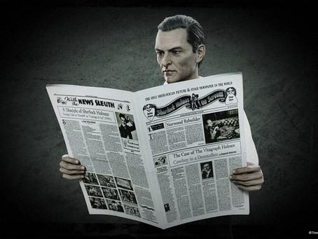 Sherlock Holmes On Screens News