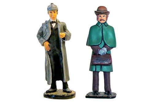Holmes + Watson 54mm Standard