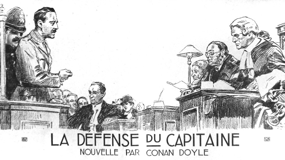 ACD - La Défense du capitaine