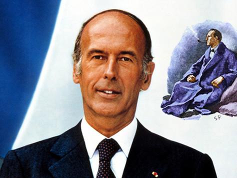 Valéry Giscard d'Estaing se rêvait Sherlock Holmes
