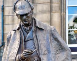 Ecosse-Edinburgh-Statue-03