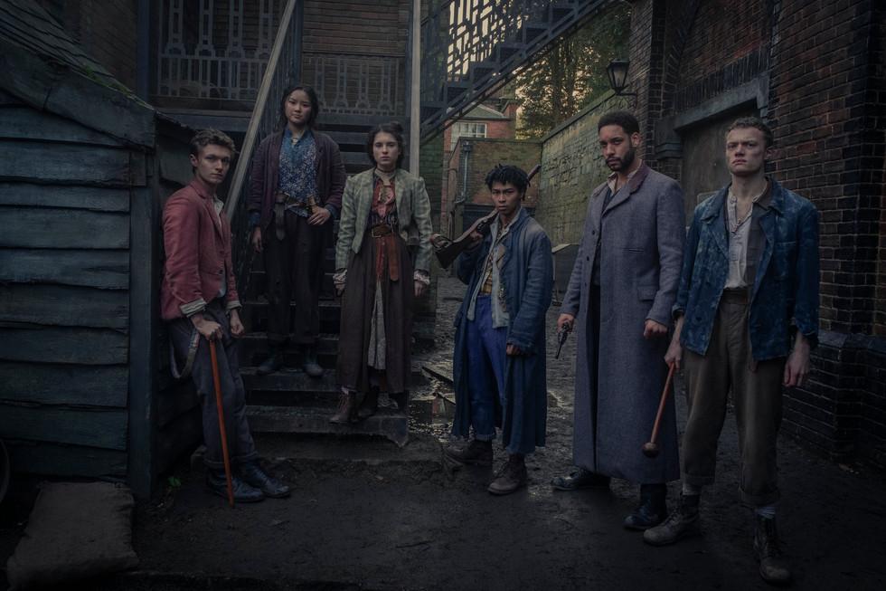 Netflix - Les Irréguliers de Baker Street arrivent le 26 mars