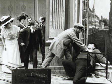 1910 Danish Otto Lagoni's Sherlock Holmes Movie in HD