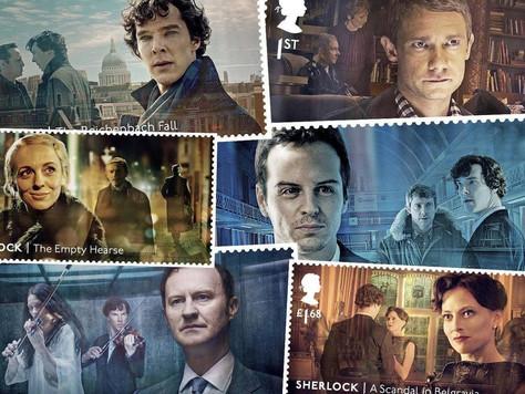 """Les réponses du concours SSHF/Royal Mail """"timbres holmésiens anglais"""""""