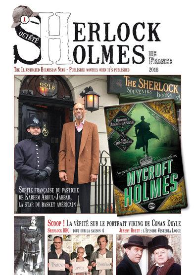 Magazine Sherlock Holmes n°1