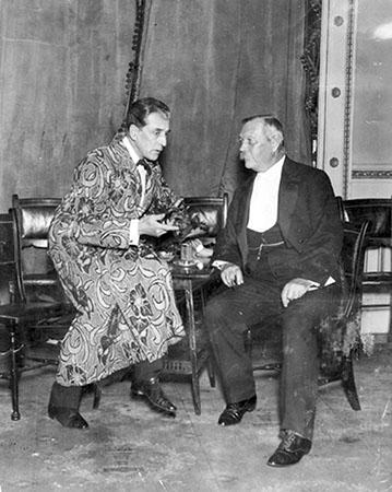 03 - Conan Doyle et Eille Norwood